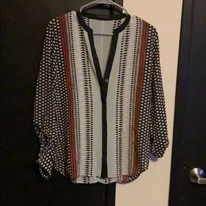 Sanctuary blouse. Never worn